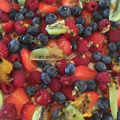 fruit desert